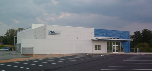 2007 - New Asheville Branch.